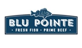Blu Pointe Restaurant Client Logo