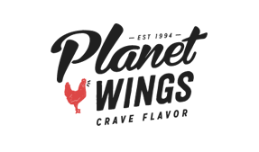 Planet Wings Client Logo