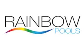 Rainbow Pools Logo